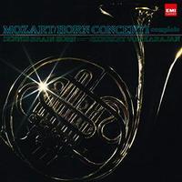 """♪624 デニス・ブレイン """" モーツァルト:ホルン協奏曲全集 """" CD2018年9月2日 - 侘び寂び"""