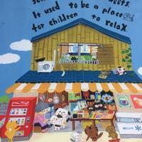 銀座ふろしき遊祭 - カワダクニコblog