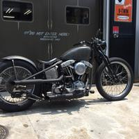 SHOVEL Bobber - SHIUN CRAFT WORKS のブログ