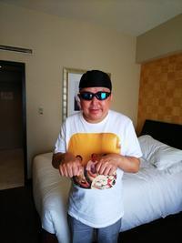 その515宿願果たす!ホテルのプール - 猫又小判日記