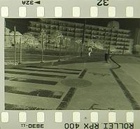 ネガ画像Rollei RPX400×Fuji SPD(1+1) - モノクロフィルム 現像とプリント 実例集