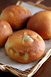 かのこ豆のパン - Takacoco Kitchen