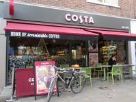 英コーヒーチェーン最大手のコスタを、コカ・コーラが買収! - イギリスの食、イギリスの料理&菓子
