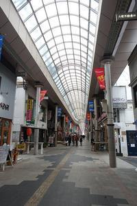 長野市の権堂商店街 - レトロな建物を訪ねて