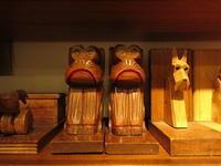 """Wooden Bookstand Monkey #FLEAMARKET""ってこんなこと。 - THE THREE ROBBERS ってこんなこと。"