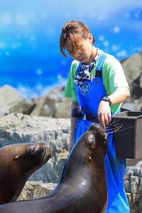 江戸川自然動物園その3 - 動物園のど!