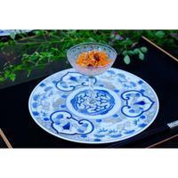 福珠窯の器で… - カエルのバヴァルダージュな時間