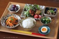 残り物ランチ(๑¯﹃¯๑)♪ - **  mana's Kitchen **