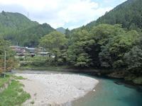 『神崎川と廃校利用農家レストラン〔舟伏の里へおんせぇよぉ~〕そして円原川へ・・・』 - 自然風の自然風だより