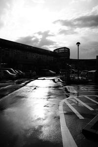 通り雨のあと - 節操のない写真館