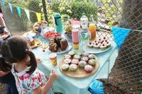 公園でKITAのお友達の誕生日パーティー&電車トラブル☆ - ドイツより、素敵なものに囲まれて②