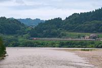 信濃川+魚野川 - 京の彩紋様++