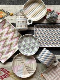 9月は横浜 - irodori窯~pattern pottery~