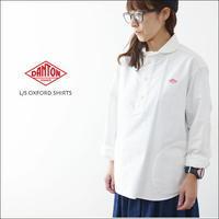 DANTON [ダントン] L/S OXFORD SHIRTS [JD-3564YOX] 長袖オックスフォードシャツ LADY'S - refalt