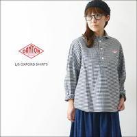 DANTON [ダントン] L/S OXFORD SHIRTS [JD-3564TRD] 長袖オックスフォードシャツ LADY'S - refalt