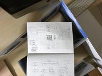 第12回 建築展の準備 - 安曇野建築日誌