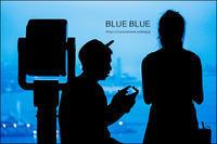 BLUE BLUE - すずちゃんのカメラ!かめら!camera!