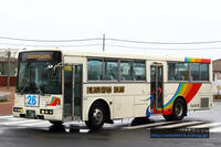 (2018.8) くしろバス・釧路200か187 - バスを求めて…