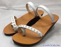 パールサンダル - jiu sandals & baby shoes