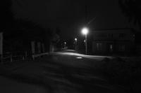 街灯(4cut) 秋田にて -     ~風に乗って~    Present