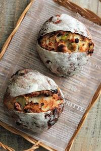 みっちみちの、お豆のリュスティック - Takacoco Kitchen