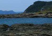 沖の岩場から PERT2 - ゆる鉄旅情