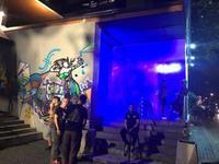 VIOLETTでヒップホップライブとストリートアートの夜 - Bangkok AGoGo