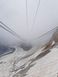 ドロミテで一番高い山 マルモラーダ - Via Bella Italia ベッライタリア通りから