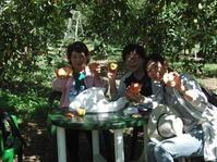 暑すぎた夏、桂子さん一家とお盆を過ごした - メロン作り日記