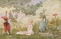 Mara von Minckwitzの絵本「Sonntagskind」 から - Books