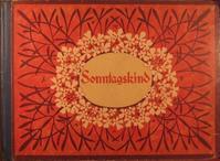 Mara von Minckwitz「Sonntagskind」の装丁 - Books