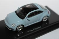 1/64 Kyosho OEM Volkswagen The Beetle #1 - 1/87 SCHUCO & 1/64 KYOSHO ミニカーコレクション byまさーる