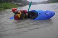 水が多いからロール講習 - まいにちカヤッキング