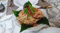 果物がサラダに大変身!応用の効くヘルシーサラダヤム・ソムオー - 野菜ソムリエコミュニティBangkok