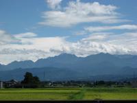 台風前日の青空 - タビノイロドリ