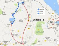 アフリカの旅 エチオピアのハイライト - kimcafe トラベリング