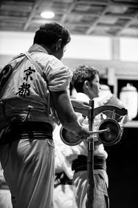 久世六斎念仏@蔵王堂光福寺 其の二 - デジタルな鍛冶屋の写真歩記