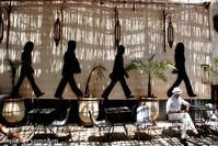 旅フォト:マラケシュ in モロッコ - 映画を旅のいいわけに。