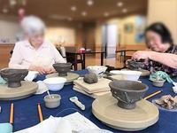 【教室リポート🌴8月】 - 出張陶芸教室げんき工房