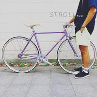 fUJI STROLL 2019 fuji ストロール ピスト クロスバイク 自転車女子 フジ 自転車ガール おしゃれ自転車 - サイクルショップ『リピト・イシュタール』 スタッフのあれこれそれ