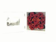 結婚式で旦那様からのサプライズプレゼント。100本の薔薇を加工いたしました。 - 山梨県プリザーブドフラワー・レインボーローズ専門店『プリザーブドフラワーなないろ』