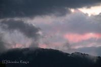 雲の向こうは - 撃沈風景写真