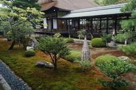 台風21号で甚大な被害が生じた・・・京都嵯峨野・大覚寺 - たんぶーらんの戯言