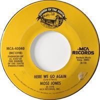Mose Jones – Here We Go Again / Kiwi Stumble Boogie - まわるよレコード ACE WAX COLLECTORS