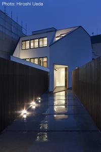 「渡辺篤史の建もの探訪」で「スキップフロアの家」放送のお知らせ - 石川直子建築設計事務所・アトリエきんぎょばち *きんぎょ日誌*