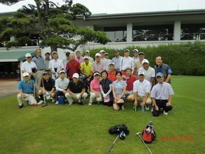 第49回北部地区ゴルフコンペを開催 -