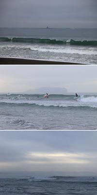 2018/09/04(TUE) 今朝の海は.........。 - SURF RESEARCH