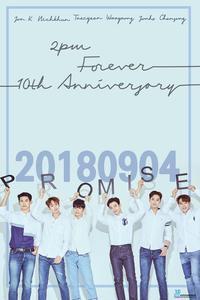 祝・2PM デビュー10周年&最近のできごと - 不二子のKorea ヨロカジ diary