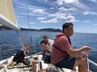 念願の、海でパトラ⁉ - coconut grove   海と共に・・・