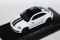 1/64 Kyosho OEM Volkswagen The Beetle #2 - 1/87 SCHUCO & 1/64 KYOSHO ミニカーコレクション byまさーる